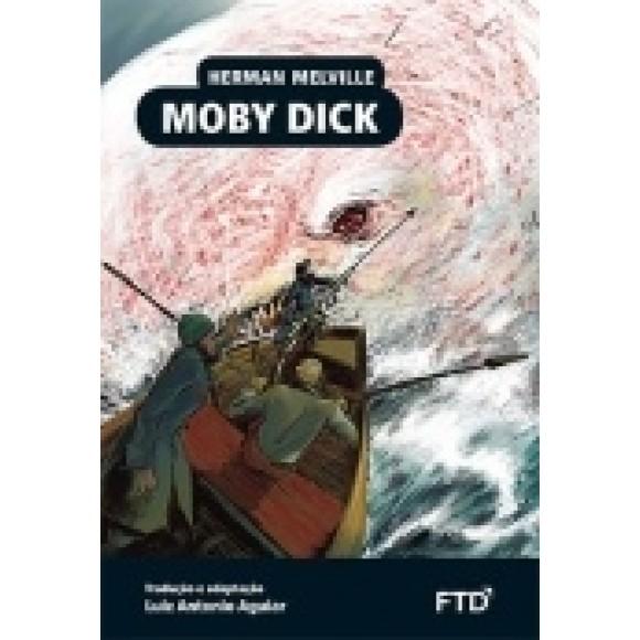 MOBY DICK HERMAN MELVILLE EDITORA FTD